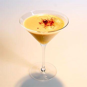 Brandy Alexander Recipe   Epicurious.com #vintage #recipe