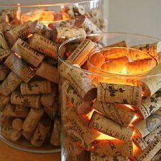 25 things you can diy with corks - Wine Themed Kitchen Ideas