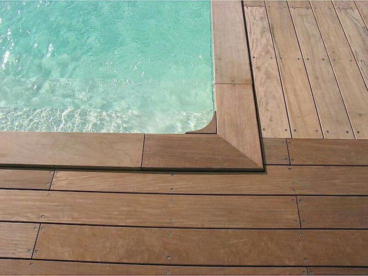 1000 id es propos de piscine bois sur pinterest conceptions de plate forme l 39 arri re cour. Black Bedroom Furniture Sets. Home Design Ideas