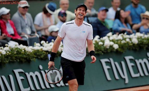 French Open 2017: Andy Murray plays like number one, sets quarter-final with Kei Nishikori