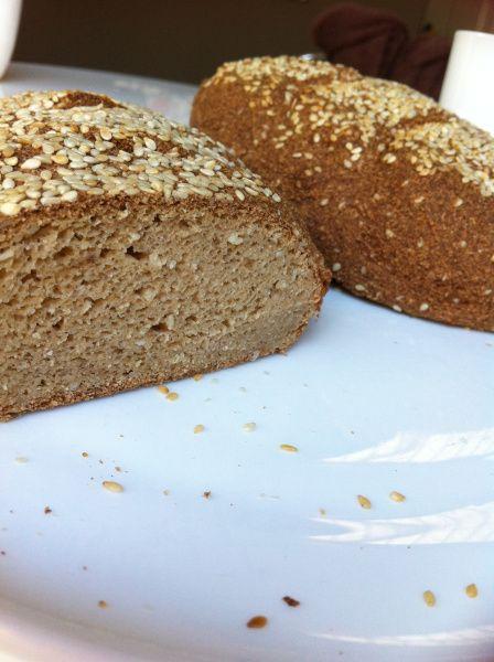 Paleo Bread - Thermomix
