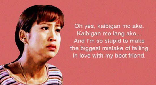Famous Line Ng Mga Artista : Images about hugot lines from pinoy movies on