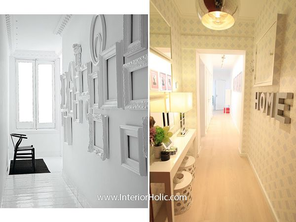 1000 ideas about Decorate Long Hallway on