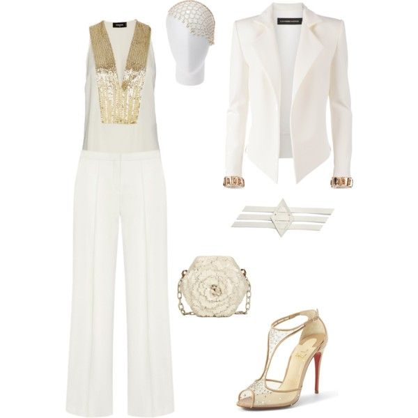 By anitatxu. A fashion look from February 2015 featuring Dsquared2 blouses, Alexandre Vauthier blazers and Mulberry pants. Browse and shop related looks.