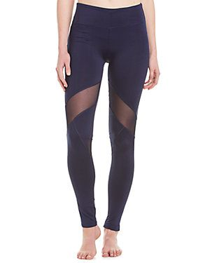 Mesh Leggings: Cut Out for Your Workouts
