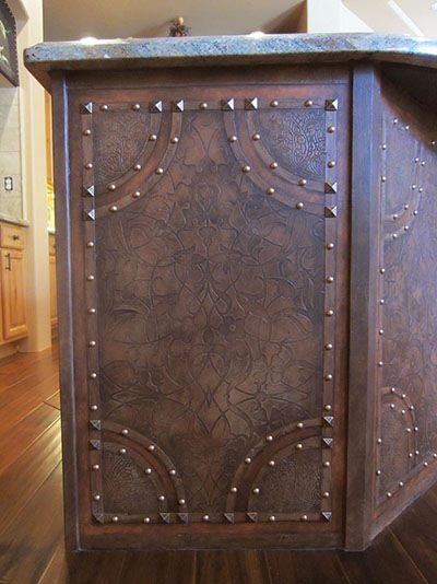 Faux Embossed Leather By Carmen B Would Be Pretty In A