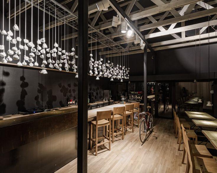 Origo Coffee Shop // Bucharest,Romania