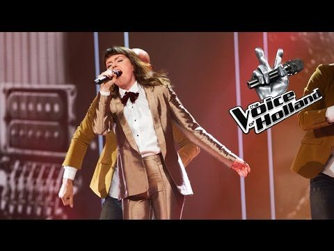 Jennie Lena - I Just Want To Make Love To You (The voice of Holland 2015...