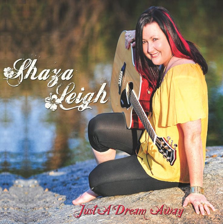 The amazing and uplifting new album from Shaza Leigh (2013) 'Just A Dream Away'. Featuring 'Imagine',' Four Strong Winds', 'Every Second', 'Fernando', plus many fantastic self penned songs from Australia's most recognised and prolific writer of country music including the hit song 'Spirit of Australia'. Available in hardcopy through LBS Distribution 07 5562 1292 www.lbsmusic.com.au and as Digital Download from iTunes/CD Baby/Amazon