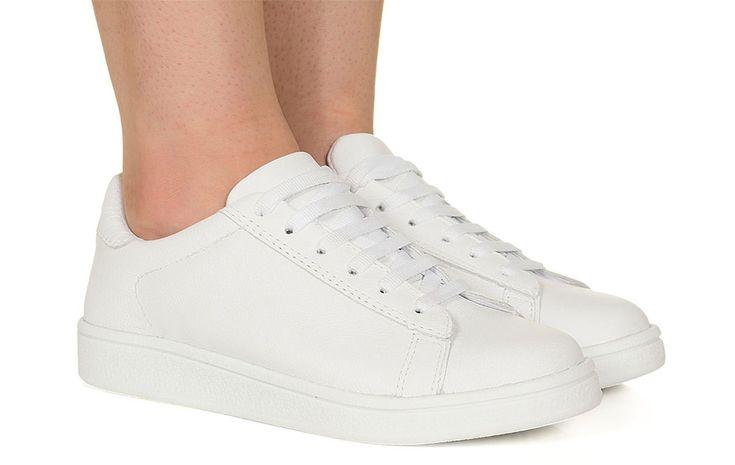 Tênis branco Taquilla - Taquilla - Loja online de sapatos femininos