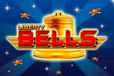 """#Merkur erfreut wie immer mit qualitativer Grafik. Das online #Automatenspiel """"Liberty Bells"""" umfasst 5 Walzen und 5 Gewinnlinien. Das Glocke Symbol ist sehr nützlich, das es als Wild fungiert. Versuche dein Glück im profitablen Spielautomaten Liberty Bells von Merkur!"""