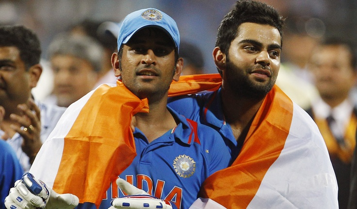 M S Dhoni .... the coolest captain with a midas touch for the INDIAN Cricket Team