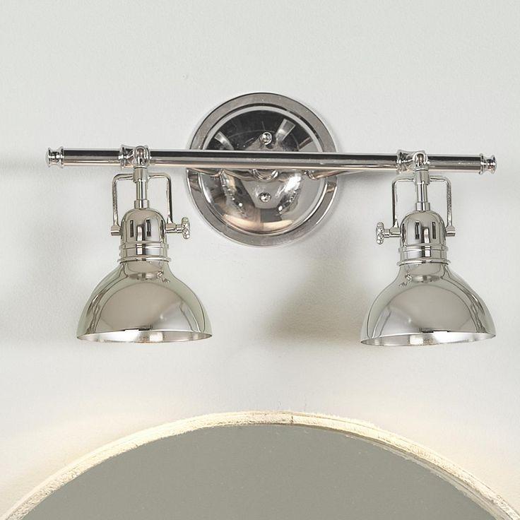 Top 10 Modern Vanity Lights For The Modern Bathroom: 38 Best Vanity Lights: American Classics Images On Pinterest
