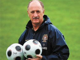 Luiz Felipe Scolari appointed coach of Brazil football team