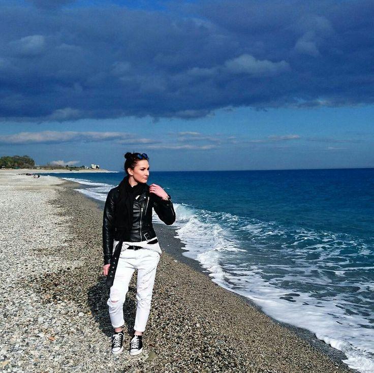 Viktoria B. - wonderful sea