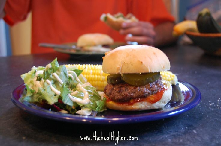 ... on Pinterest | Homemade Hamburger Buns, Meals and Easy Homemade Pizza