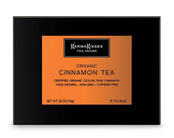 FREE Karma Kisses Organic Cinnamon Herbal Tea Sample - http://www.guide2free.com/food-and-drink/free-karma-kisses-rrganic-cinnamon-herbal-tea-sample/