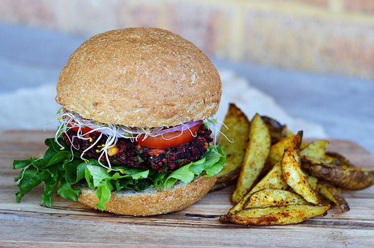 Feathers & Figs  Beetroot and Black Bean Burgers! (vegan, gluten free and dairy free)