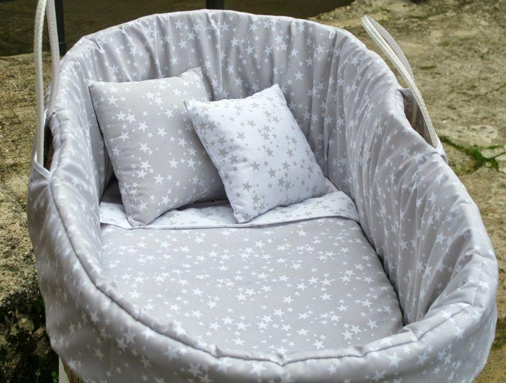 Cestos, moisés, minicunas, vestiduras... pura artesanía para tu bebé. www.mimitoshome.com