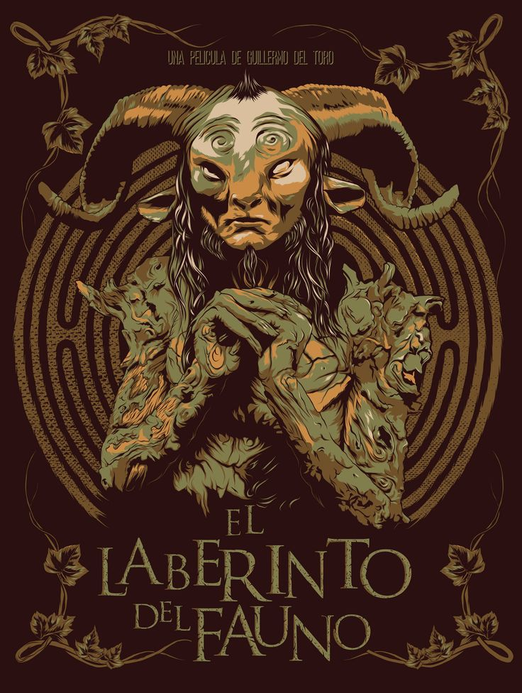Pans Labyrinth easily a top ten pick! Daily Inspiration #1546