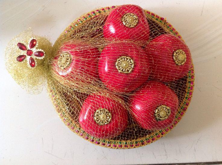 Fruit packing