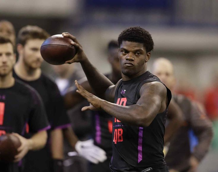 Browns could pull a surprise by trading down for QB Lamar Jackson  Dont dismiss Lamar Jackson as the player who could wind up being the Browns quarterback of the future.  General manager John Dorsey wouldnt have to use the first or even the fourth pick on Jackson if he believes the Louisville quarterback can be similar to Deshaun Watson who was on his way to being Rookie of the Year with the Houston Texans before a knee injury in an early November practice ruined his season.  Most analysts…