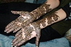 Latest New Mehndi Designs Collection For Girls