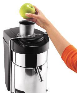 Commercial Fruit Juicer, available in Juicernet Florida. More details Call us at 1-800-627-2886. Website - www.juicernet.com/