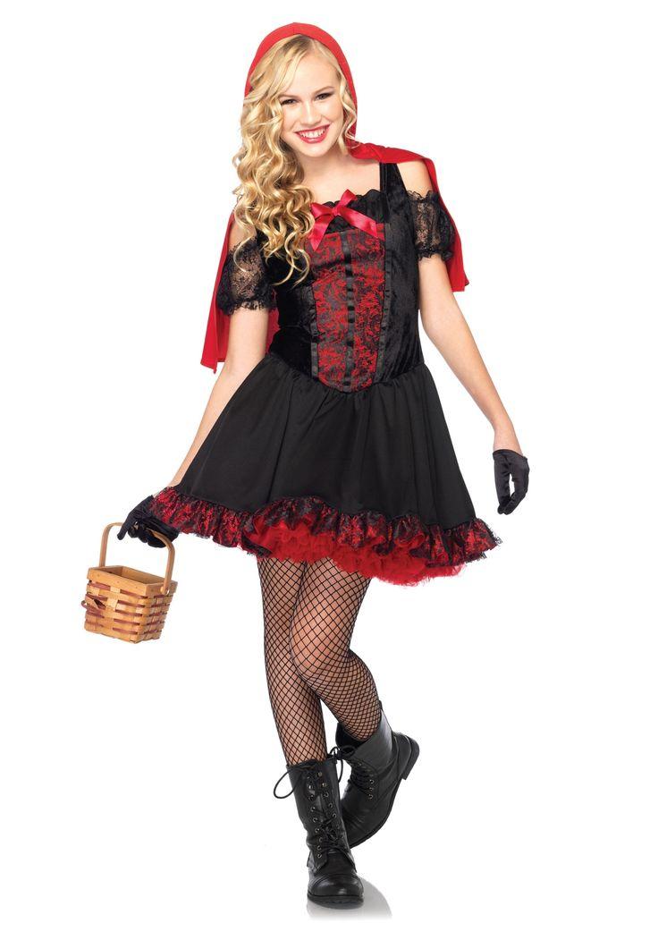 Cute Teen Girl Halloween Costume Ideas