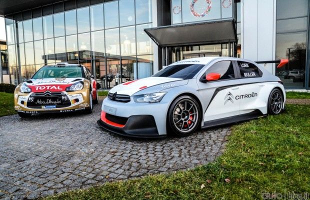 Citroen Racing: niente mondiale rally WRC 2016