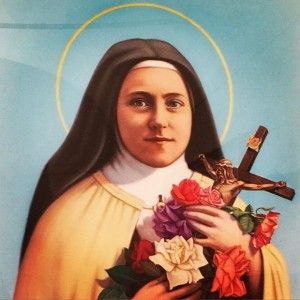 Did St. Thérèse of Lisieux Send Roses to Pope Francis in Mexico? | Daily News | NCRegister.com