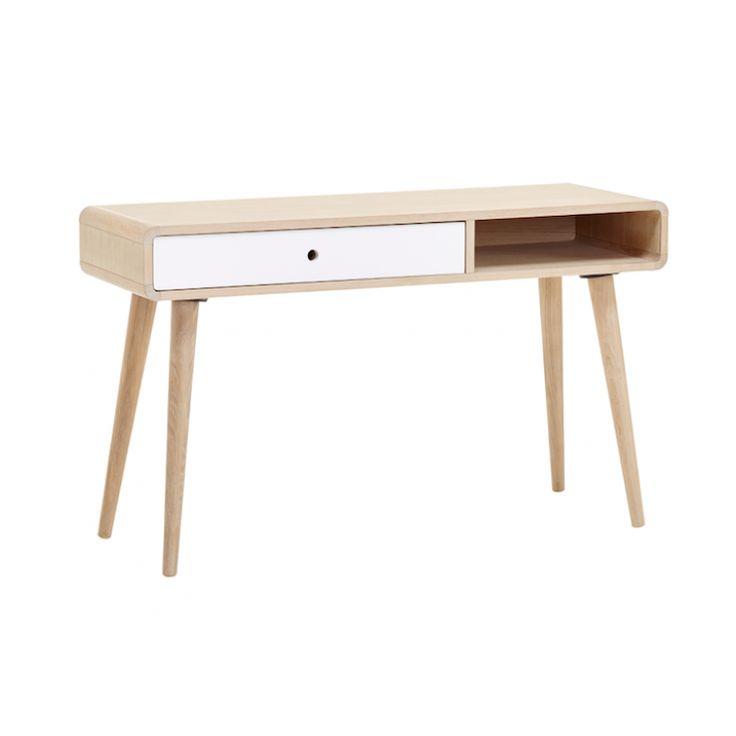 CASØ 500 Skrivbord Vit - Skrivbord - Bord