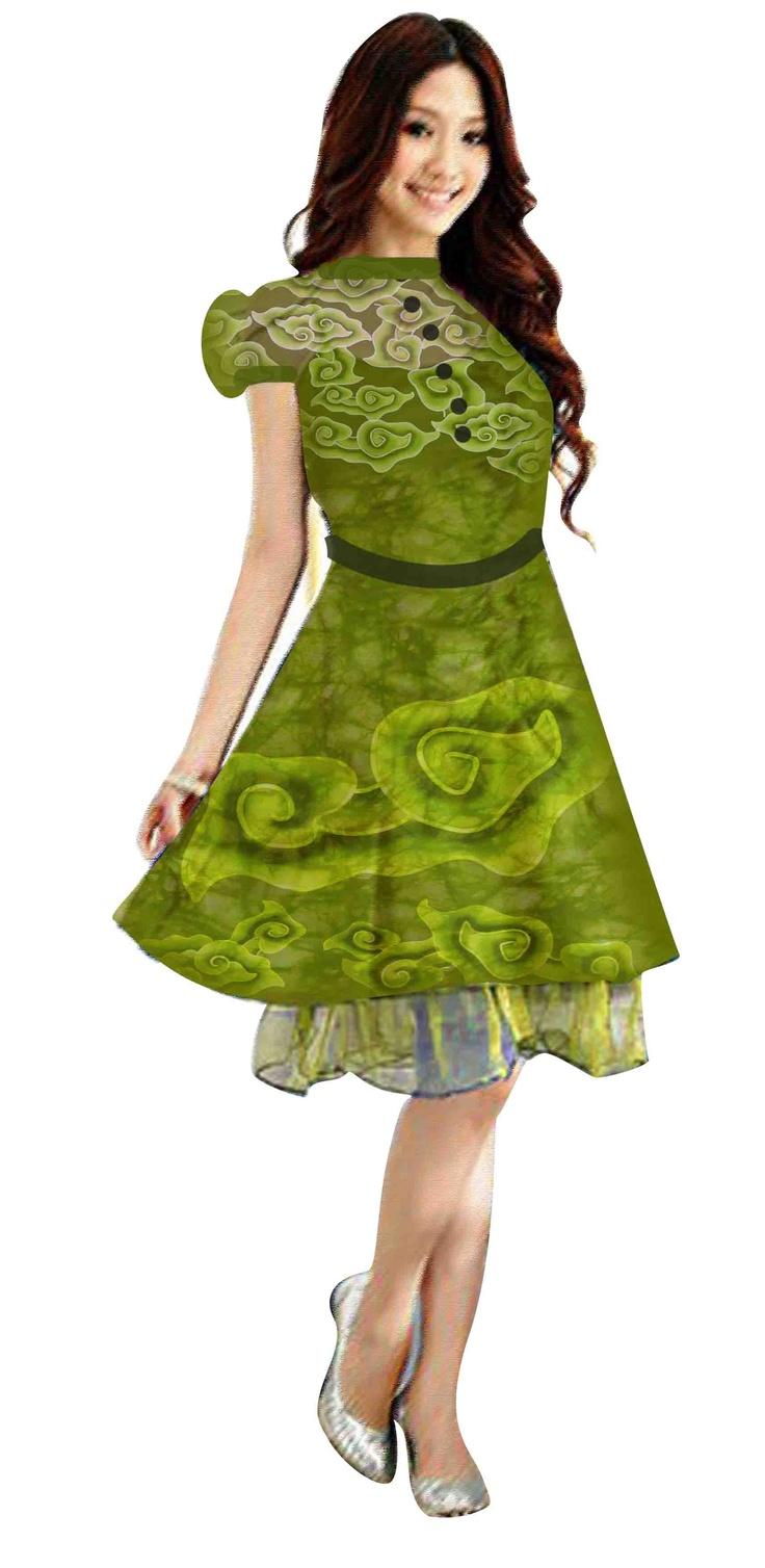 batik for dresses