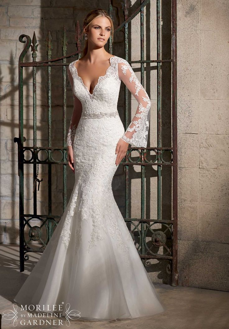 Mori Lee - 2701 - All Dressed Up, Bridal Gown