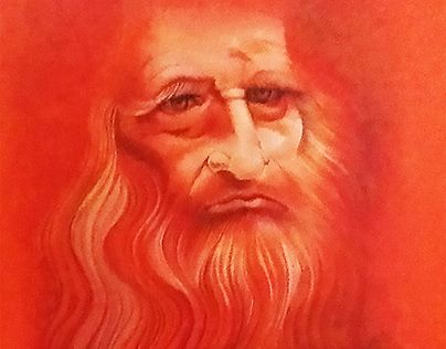 """Check out new work on my @Behance portfolio: """"Painting, Da Vinci"""" http://be.net/gallery/52716573/Painting-Da-Vinci"""