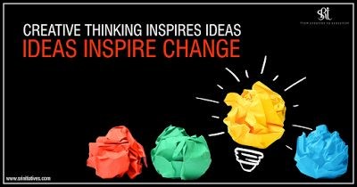 S R Initiatives: Creative Thinking - SRI