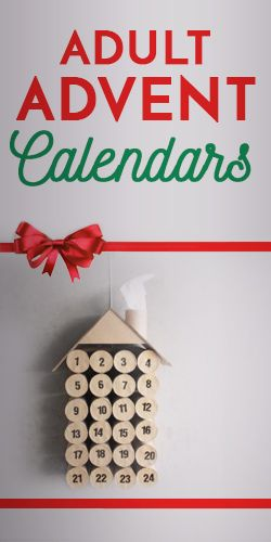 Advent Calendar Adults Diy : The best adult advent calendar ideas on pinterest