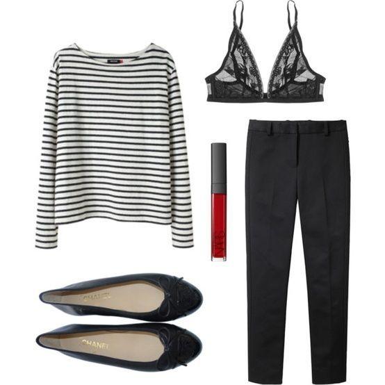 Monday back to Basics! We   +15 Best Fashion Ideas