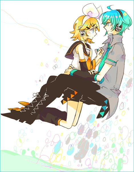 Mikuo and Rin