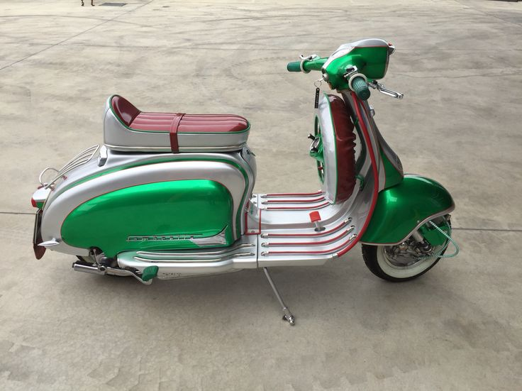 Lambretta Eibar LI150 Winter Model
