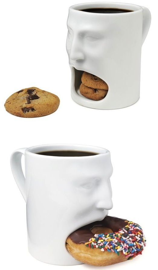 Face Mug ~ How great is this?!