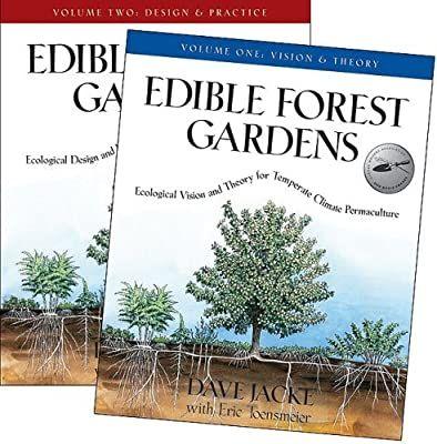 Edible Forest Gardens 2 Volume Set Dave Jacke Eric Toensmeier 9781890132606 Amazon Com Books In 2020 Forest Garden Forest Plants Garden Design