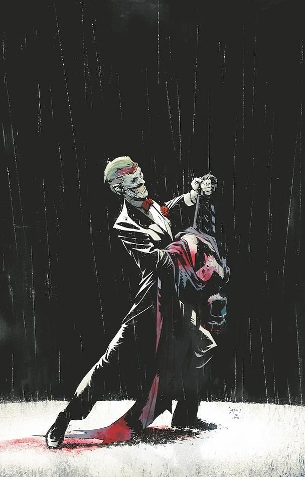 """Lettered Preview Of BATMAN #17 - """"Death Of The Family"""" Finale"""