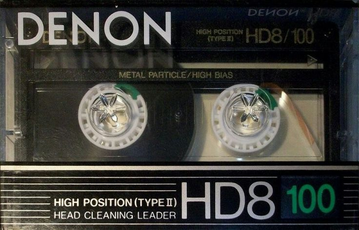 denon hd8