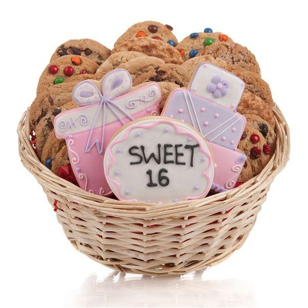 Best 25+ Cookie Gift Baskets Ideas On Pinterest