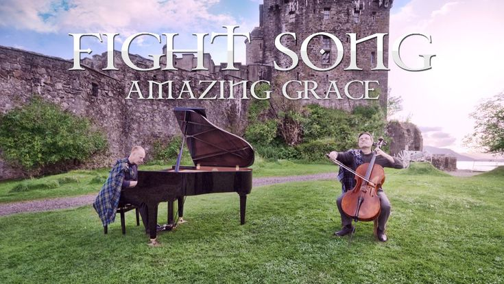 "If you've listened to the radio at all, I'm sure you've heard Rachel Platten's hit ""Fight Song."" It's never sounded better than this Celtic version mashed up with ""Amazing Grace"" by the great Piano Guys. But the real star here is the rugged, gorgeous Scottish scenery in HD."