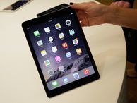 Hands-on with the new Apple iPad Air 2 and iPad Mini 3  (pictures) Apple has introduced the iPad Air 2, purportedly the thinnest tablet ever, and a new iPad Mini 3.