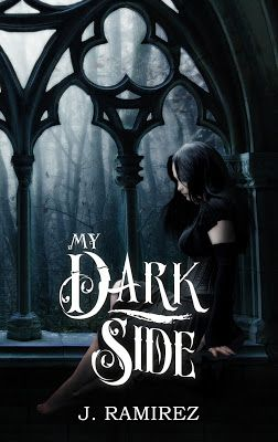 My Dark Side by J. Ramirez (Beautiful book cover)
