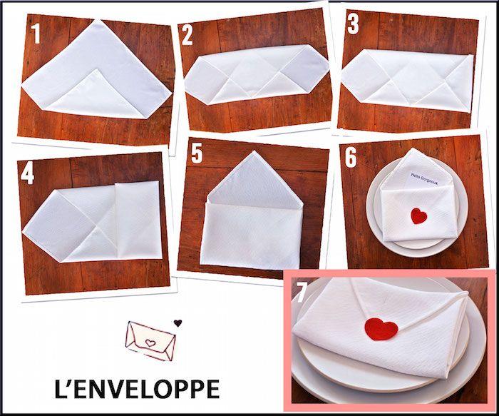 les 25 meilleures id es de la cat gorie pliage serviette tissu sur pinterest pliage serviette. Black Bedroom Furniture Sets. Home Design Ideas