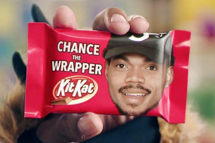 Chance the Rapper Official Kit Kat Commercial